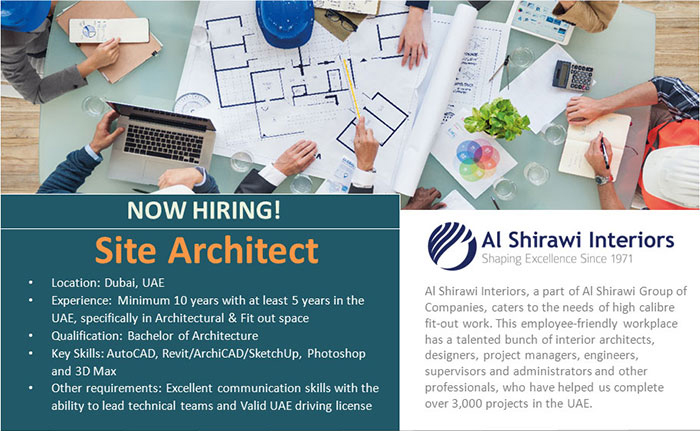 Al Shirawi Careers | Engineering Services